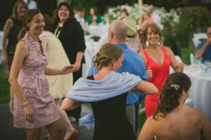 dancing at my wedding...