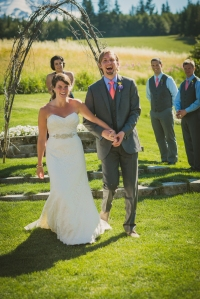 We did it! We love everyone!  Photo by Sarah Costa Photography