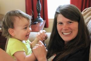 Also, my friend's children make me smile.